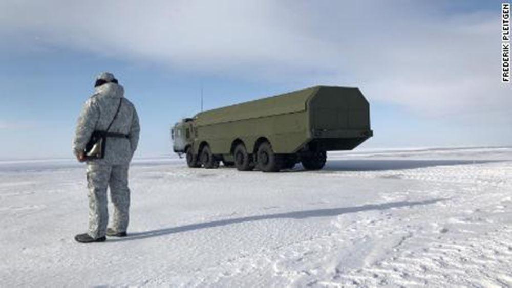 """Τον έλεγχο της Αρκτικής παίρνει η Ρωσία: Εγκαθιστά """"θόλο"""" από S-400"""