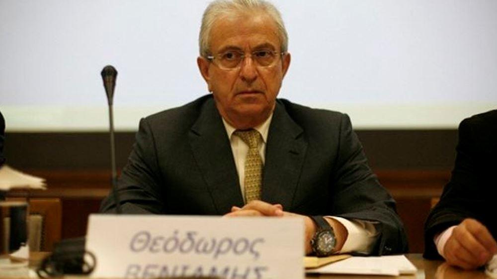 Θ. Βενιάμης: Να αναλάβουν όλοι τις ευθύνες τους για τον κανονισμό ΙΜΟ 2020