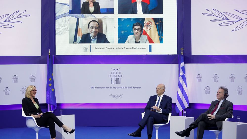 Ν. Δένδιας: Ευκαιρία για την προετοιμασία συνάντησης Μητσοτάκη - Ερντογάν η συνάντηση με Τσαβούσογλου