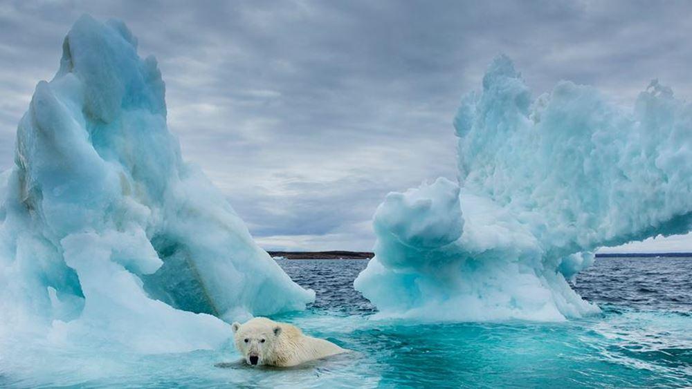 """Παγκόσμια υπερθέρμανση: Στο """"κόκκινο"""" ο Αρκτικός Κύκλος, άγγιξε τους 38 βαθμούς Κελσίου"""