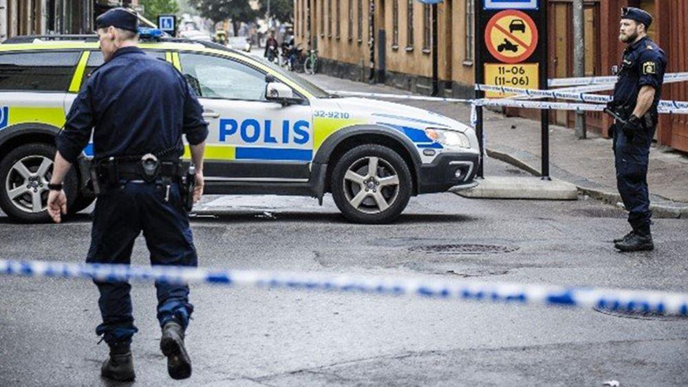 Σουηδία: Ένας νεκρός από έκρηξη βόμβας σε συγκρότημα κατοικιών στη Στοκχόλμη