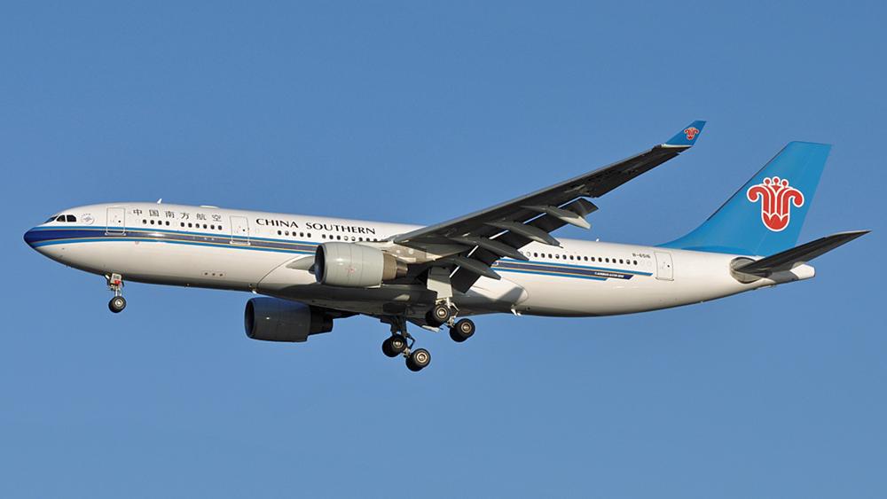 Κίνα: Ξεκίνησε τις εσωτερικές πτήσεις η China Southern Airlines