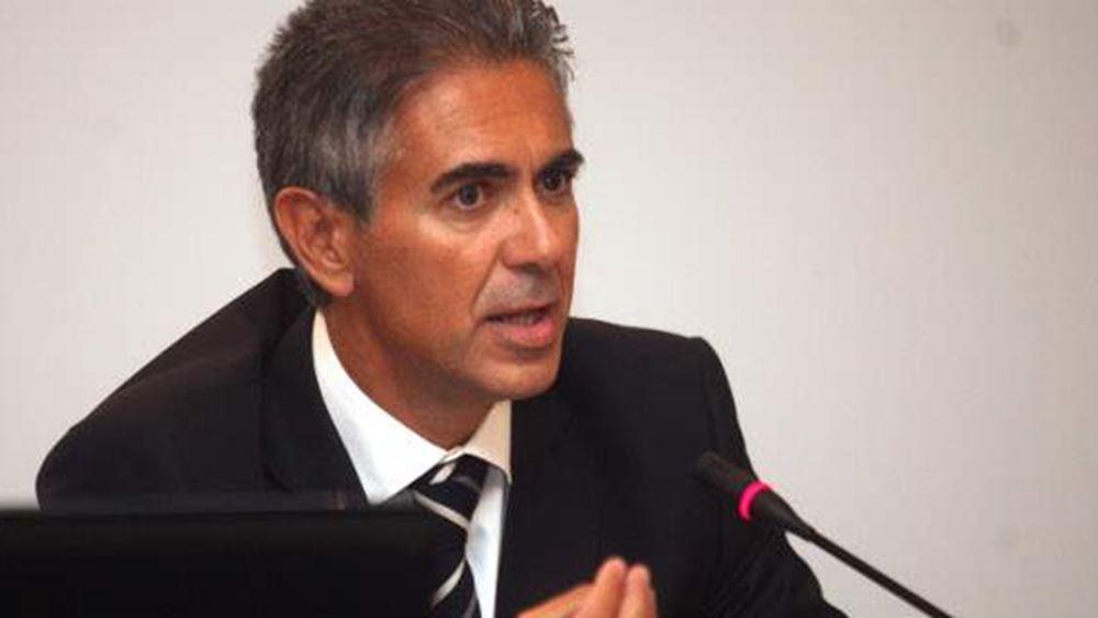 """Φρουζής: Η κουβέντα με Τουλουπάκη ήταν για να """"δώσω"""" πολιτικούς"""