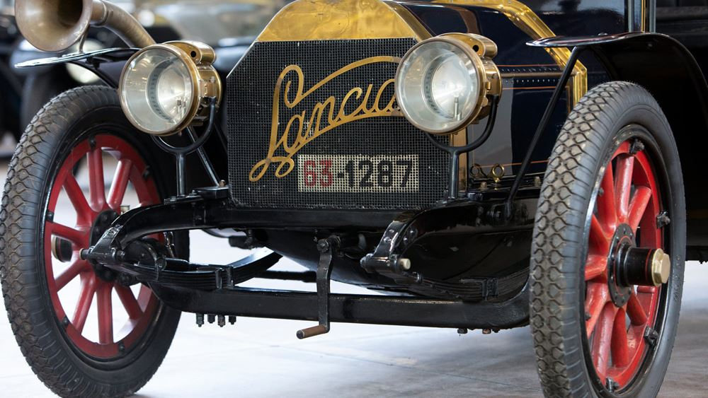 Lancia: Κομψότητα σε κίνηση