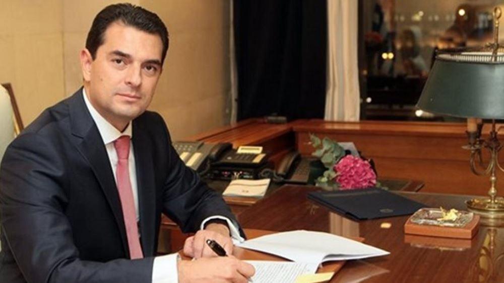 """Πακέτο 170 εκατ. ευρώ για τη δημιουργία """"μικρών φωτοβολταϊκών συμψηφισμού"""" ανακοίνωσε ο Κ. Σκρέκας"""
