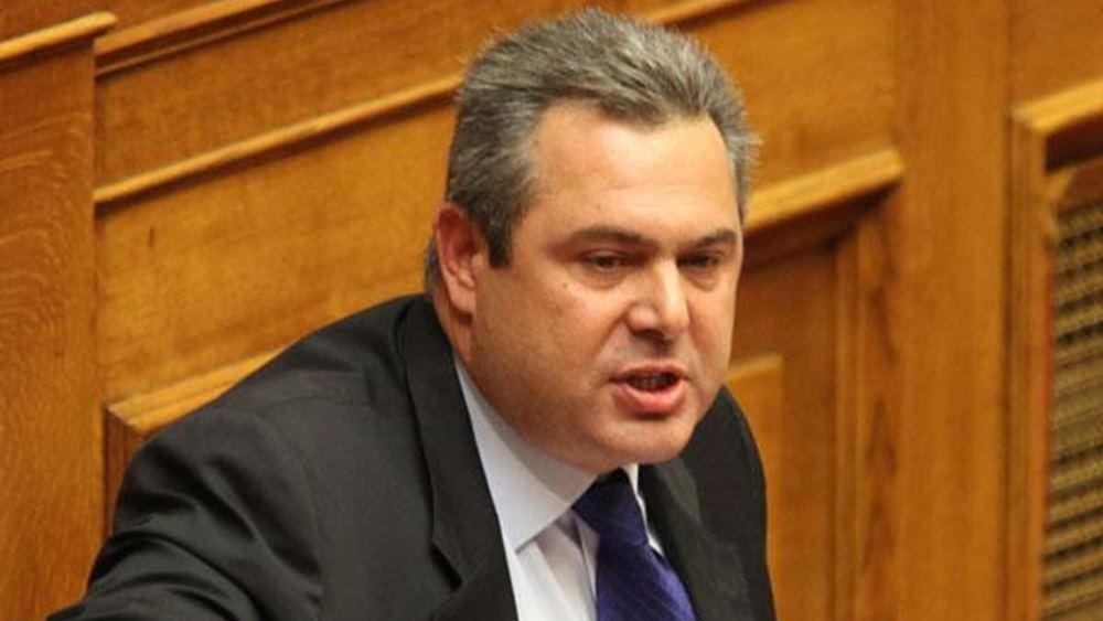 Επανέρχεται ο Καμμένος για το Σκοπιανό: Θα αποφασίσει ο λαός
