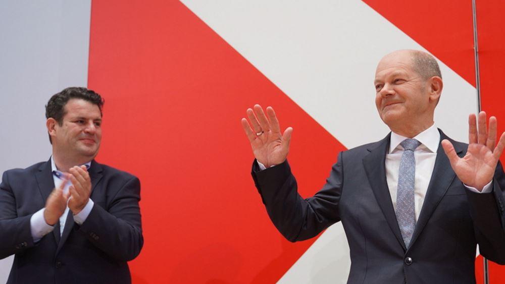 Γερμανία: Οι τρεις πιθανότεροι κυβερνητικοί εταίροι ελπίζουν να έχουν καταλήξει σε βάση διαπραγμάτευσης έως την Παρασκευή