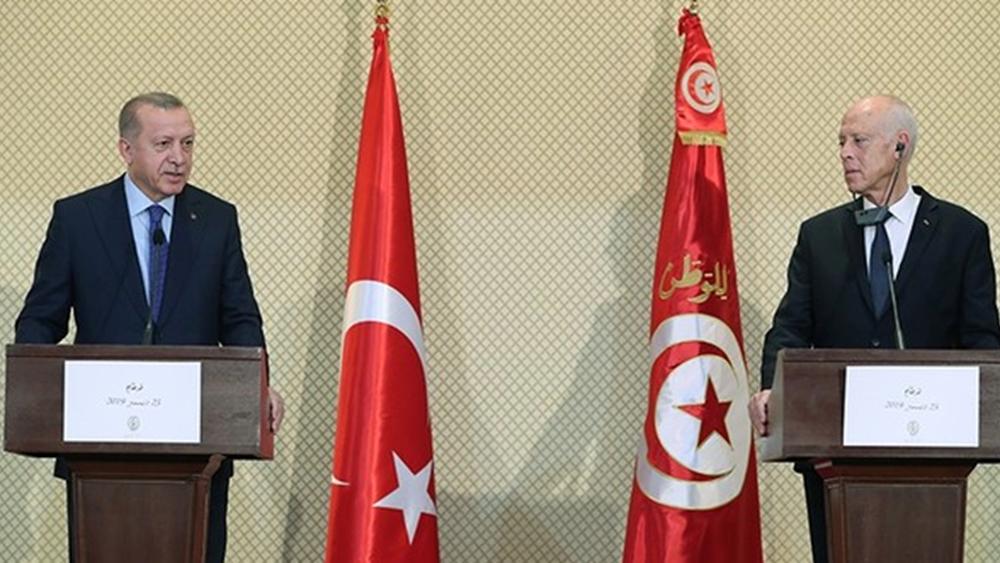 Ερντογάν: Τι δουλειά έχει η Ελλάδα στη Λιβύη; - Θα στείλουμε στρατό
