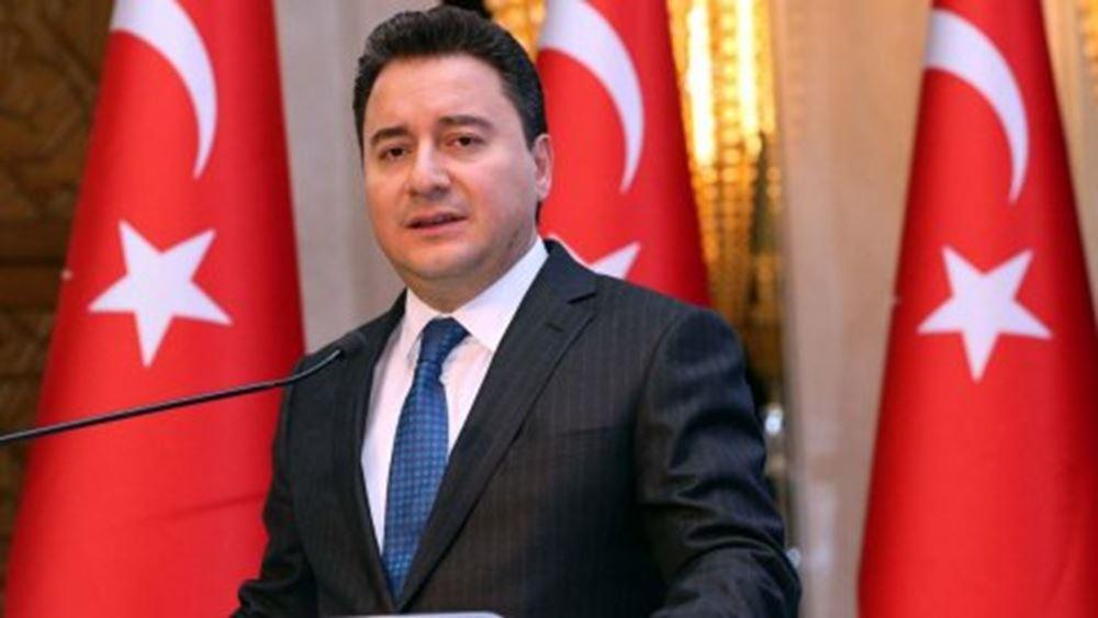 Τουρκία: Ο Αλί Μπαμπατσάν θα ιδρύσει νέο κόμμα πριν το τέλος του έτους