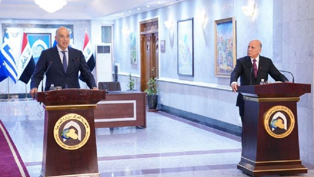 Δενδιας Ιρακ 14.10.2020