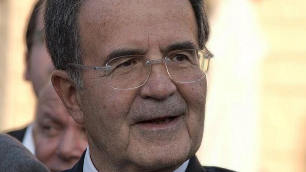 Ιταλία: Ο Ρομάνο Πρόντι συμπληρώνει σήμερα τα 80 χρόνια του