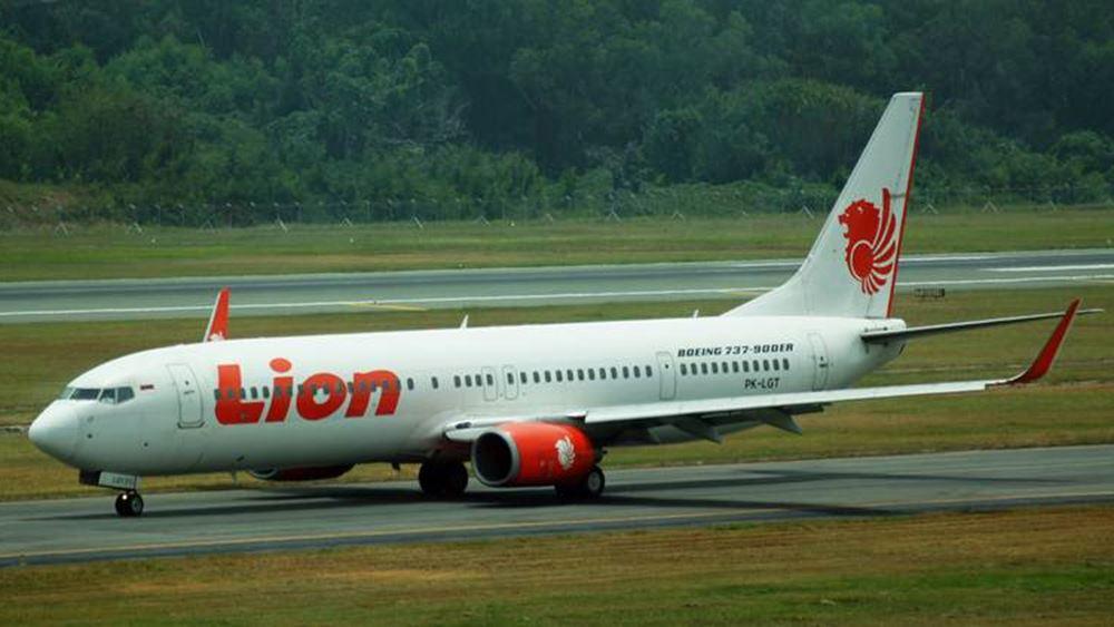 Αεροσκάφος με 189 επιβαίνοντες κατέπεσε στα ανοικτά των ινδονησιακών ακτών
