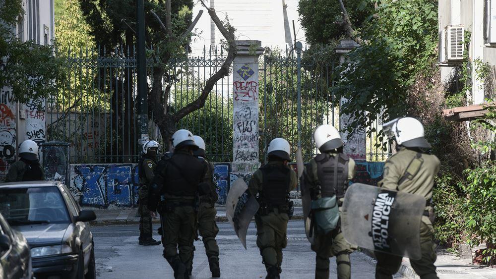 Πάτρα: περισσότερες από 20 προσαγωγές για να αποτραπεί πορεία αντιεξουσιαστών