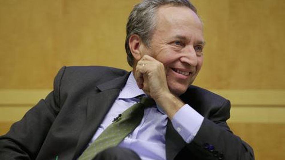 """""""Βλέπει"""" 50% πιθανότητα ύφεσης στις ΗΠΑ το 2020 ο Larry Summers"""