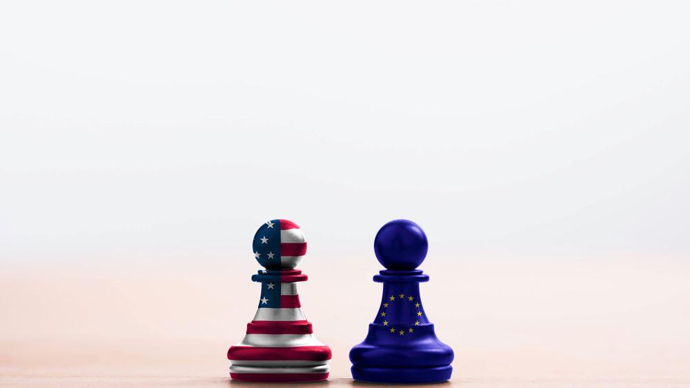 Συμβούλιο Εμπορίου και Τεχνολογίας ΗΠΑ-ΕΕ: Πρώτη συνεδρίαση στις 29/9, ανακοίνωσε ο Λευκός Οίκος