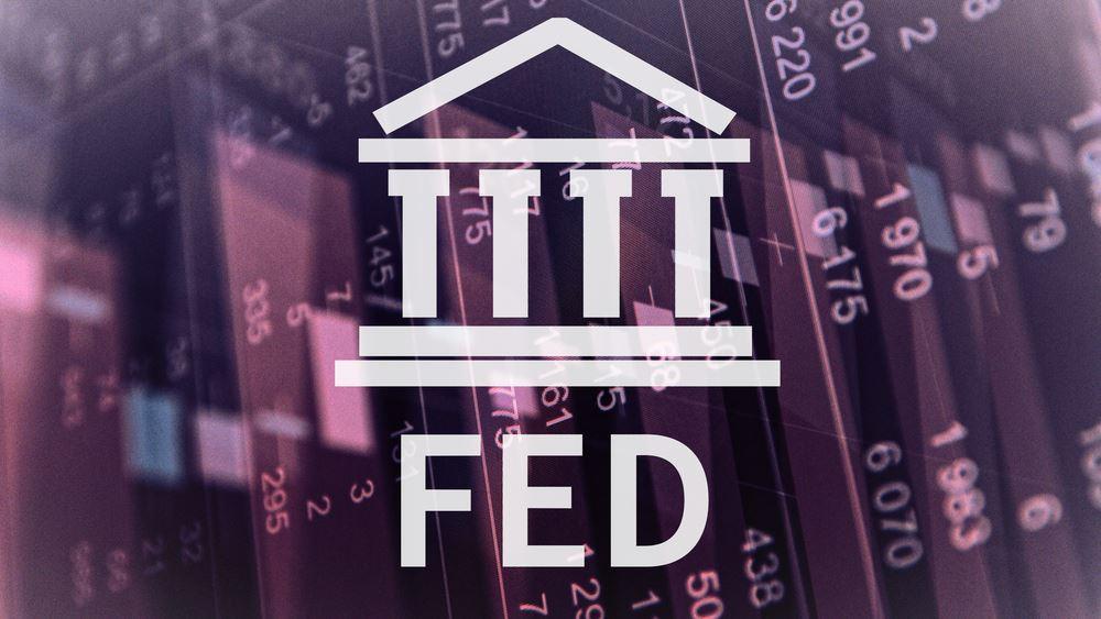 Τα πρακτικά της Fed αποκαλύπτουν την αγωνία για την κλίμακα της οικονομικής επιβράδυνσης