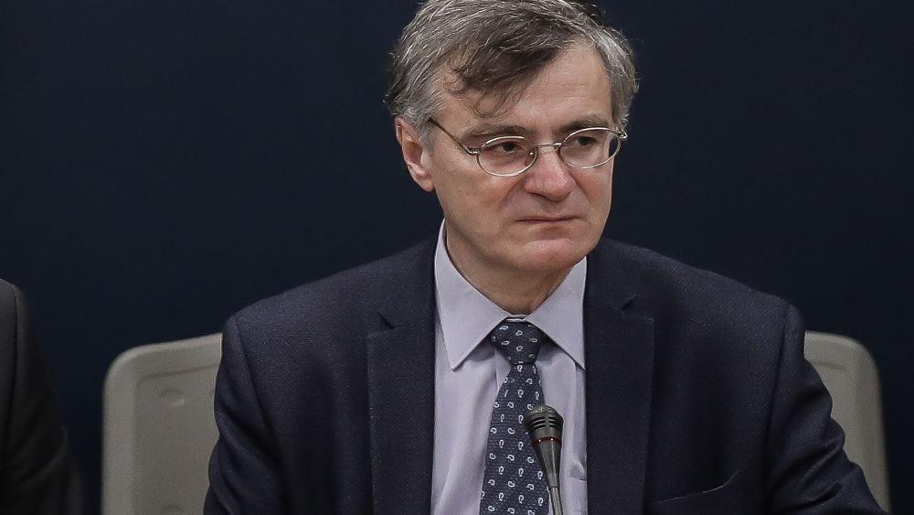 """Σ. Τσιόδρας: """"Εάν δεν έχουμε ατομική ευθύνη, τα μέτρα δεν θα δουλέψουν"""""""