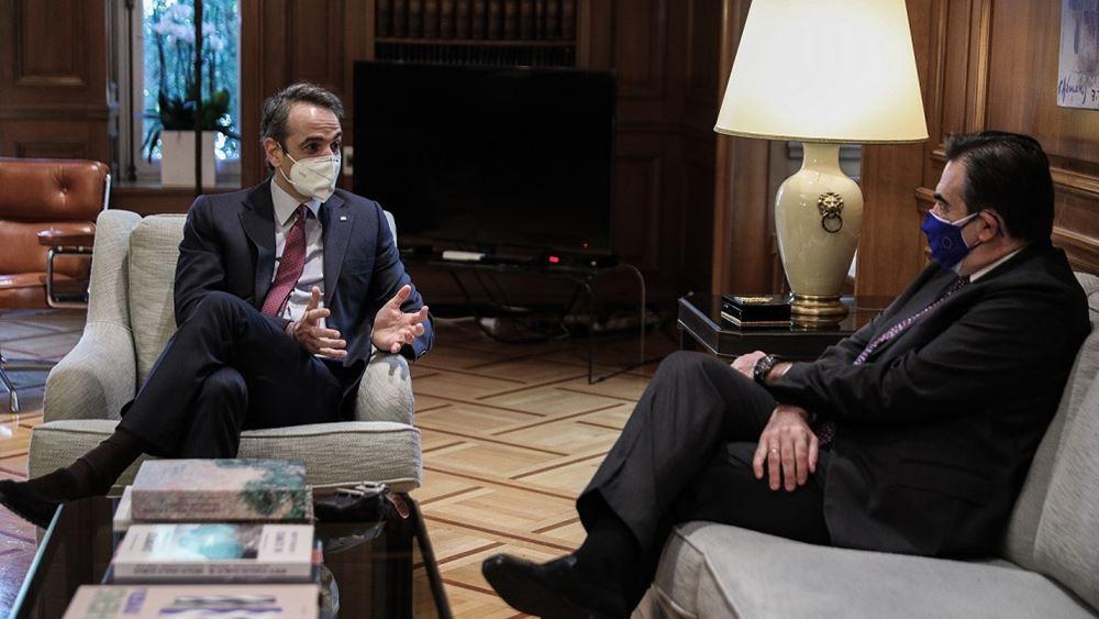 Κ. Μητσοτάκης: Πρέπει η Ευρώπη να αποκτήσει μία ολοκληρωμένη μεταναστευτική πολιτική