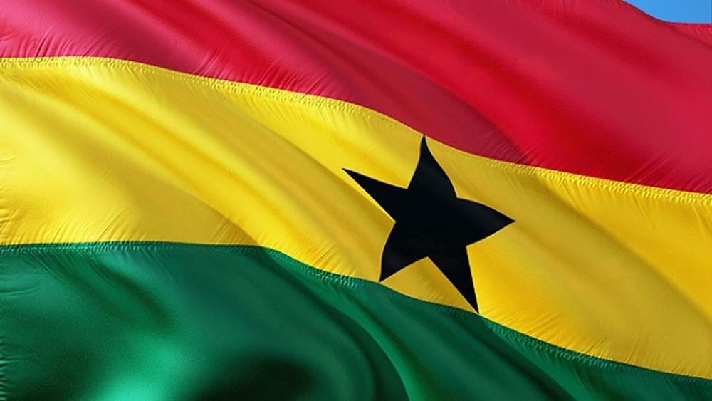 Η οικονομία της Γκάνας αυξήθηκε κατά 3,9% το β' τρίμηνο