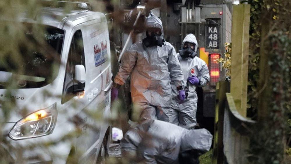 ΕΕ: Κυρώσεις σε Ρώσους για τη δηλητηρίαση των Σκριπάλ