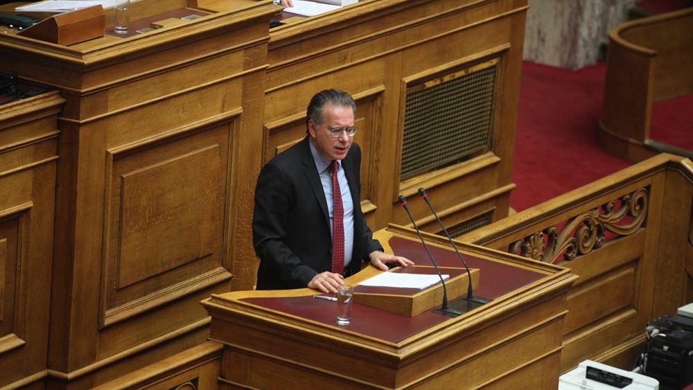 Γ. Κουμουτσάκος: Καταψηφίζουμε το πρωτόκολλο ένταξης της ΠΓΔΜ στο ΝΑΤΟ
