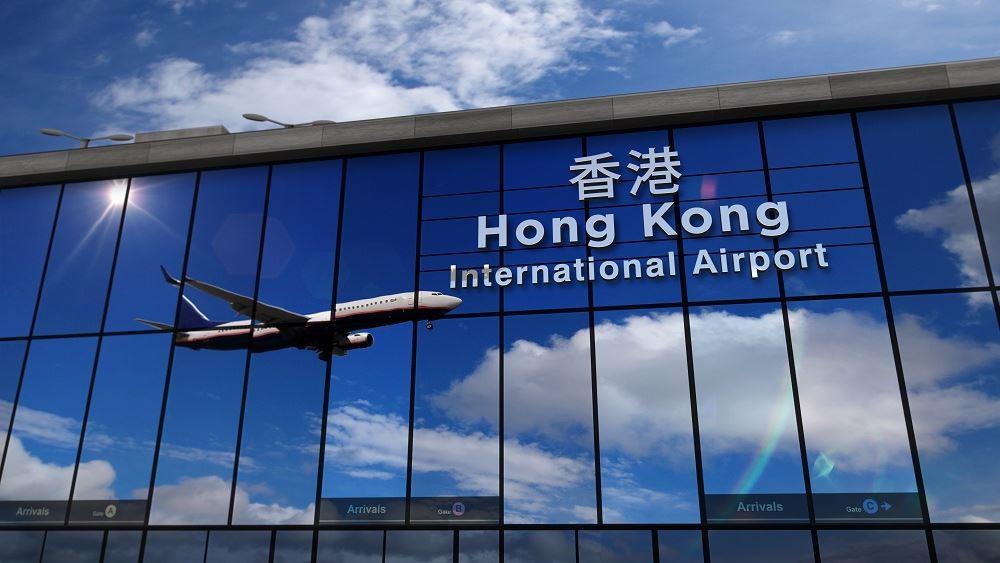 """Χονγκ Κονγκ: Δημοσιογράφος της Apple Daily συνελήφθη στο αεροδρόμιο για λόγους 'εθνικής ασφαλείας"""""""