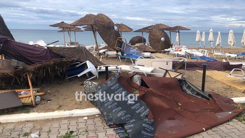 Θεσσαλονίκη: Πεντακόσιες αιτήσεις αποζημιώσεων στον δήμο Ν.Προποντίδας