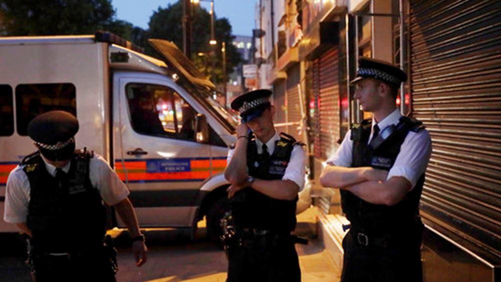 Βρετανός υπήκοος ο άνδρας που χτύπησε πεζούς με το όχημά του στο Λονδίνο