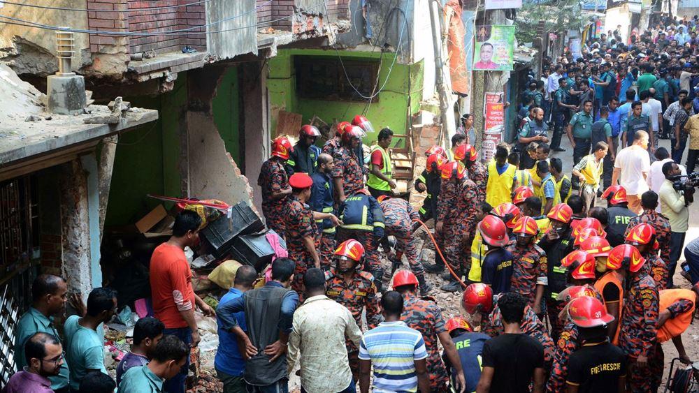 Μπαγκλαντές: Τουλάχιστον επτά νεκροί από έκρηξη αγωγού αερίου