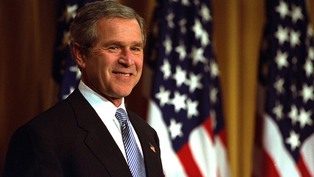 """ΗΠΑ: Ο πρώην πρόεδρος Μπους εκφράζει """"βαθειά λύπη"""" για την κατάσταση στο Αφγανιστάν"""