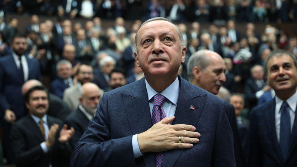 Πόσο μισθό παίρνει ο Ρετζέπ Ταγίπ Ερντογάν