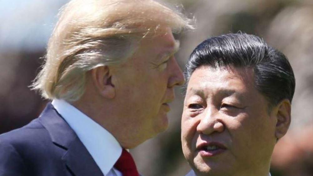 Δεν είναι αναγκαία μια εμπορική συμφωνία με την Κίνα πριν από τις εκλογές, δηλώνει ο Τραμπ