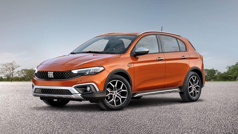 H Fiat παρουσιάζει το νέο Tipo Cross