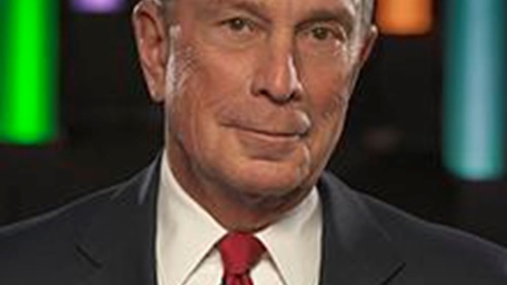 Δωρεά-ρεκόρ 1,8 δισ. δολαρίων από τον Michael Bloomberg στο πανεπιστήμιό του