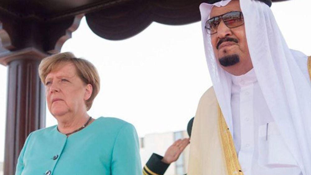 Γερμανία: Εξάμηνη παράταση του εμπάργκο στις πωλήσεις όπλων στην Σαουδική Αραβία