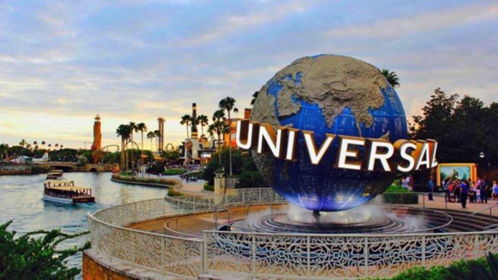 Universal Studios: Παράταση της αναστολής λειτουργίας των θεματικών πάρκων μέχρι την 31η Μαΐου