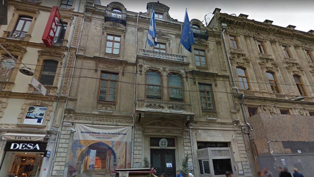 Έσπασαν αυτοκίνητο υπαλλήλου του ελληνικού προξενείου στην Κωσταντινούπολη