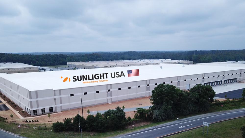 Στην αγορά της Αμερικής μέσω θυγατρικής εισέρχεται η Sunlight