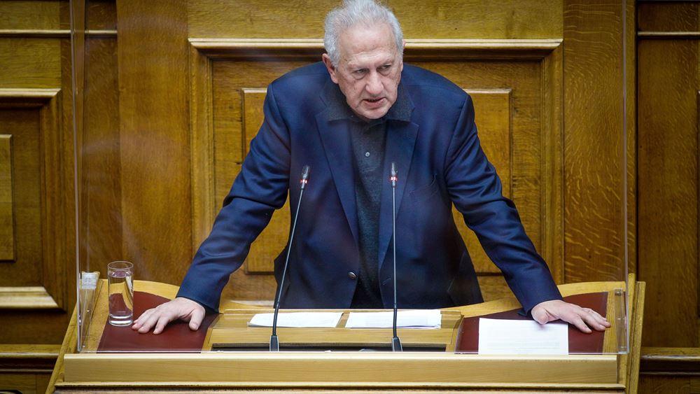 Σκανδαλίδης: Η κυβέρνηση ρητορικά ζητά συναίνεση ενώ δεν μεταρρυθμίζει αλλά απορρυθμίζει