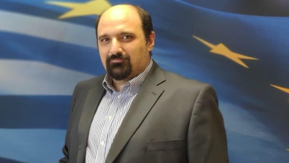 """Χρ. Τριαντόπουλος: Προχωρούν οι αιτήσεις στην πλατφόρμα """"arogi.gov.gr"""" για την Κρήτη"""
