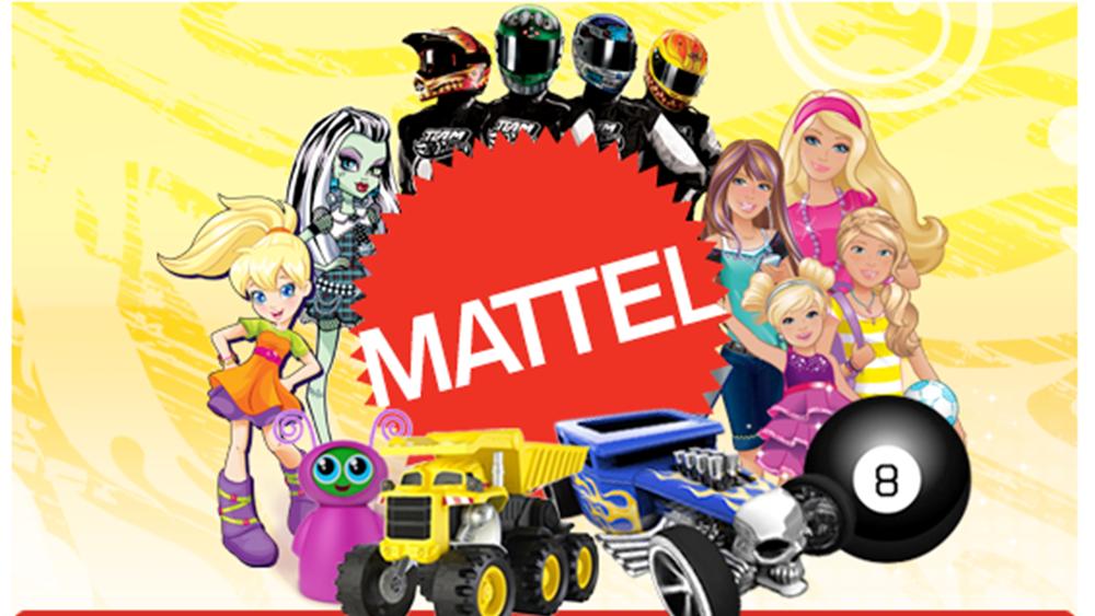 Mattel: Ξεπέρασαν τις εκτιμήσεις τα αποτελέσματα τριμήνου