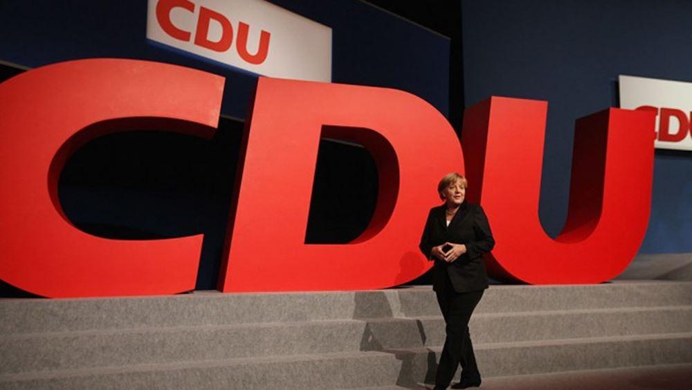 Γερμανία: Την υποψηφιότητά του για την ηγεσία του CDU ανακοίνωσε ο Φρίντριχ Μερτς