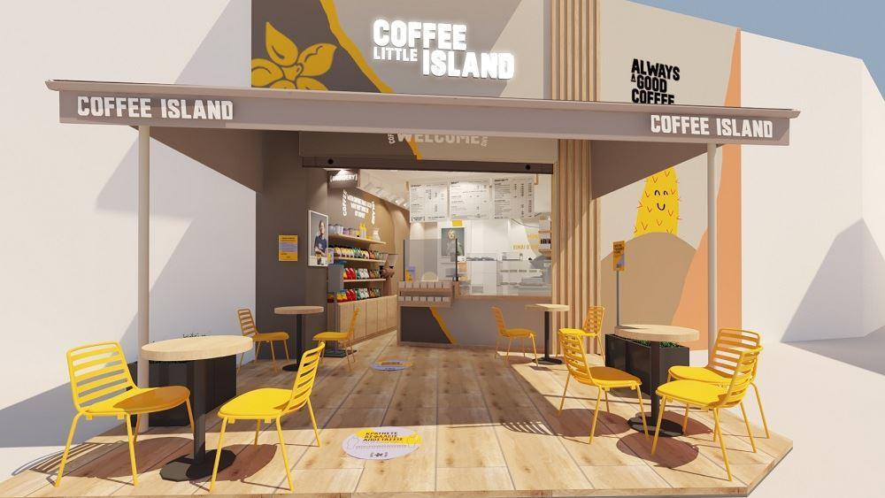 Ο κορονοϊόςεπηρεάζει τον σχεδιασμό της Coffee Island