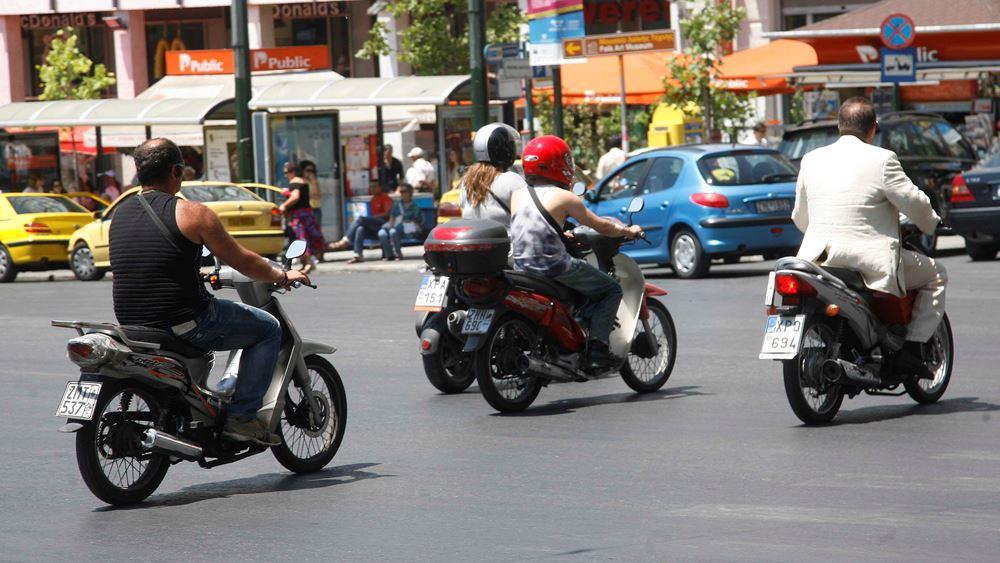 Υπ. Υποδομών και Μεταφορών: Ρύθμιση για ίδρυση και λειτουργία χώρων στάθμευσης δικύκλων