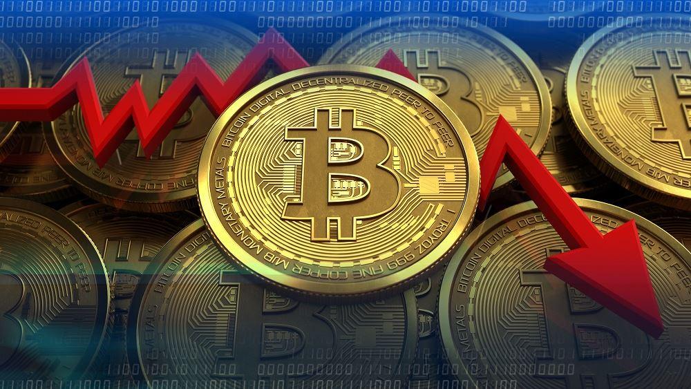 Bitcoin: Έχασε σχεδόν $200 δισ. μετά την προειδοποίηση της JPMorgan ότι είναι το «λιγότερο αξιόπιστο» αντίβαρο για το δολάριο