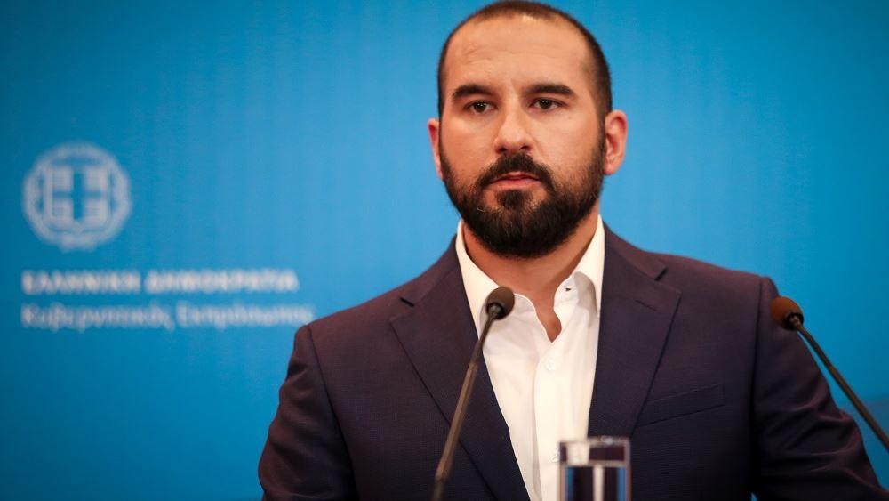 Δ. Τζανακόπουλος: Ο προϋπολογισμός καταδεικνύει ότι η χώρα βρίσκεται σε μια νέα εποχή
