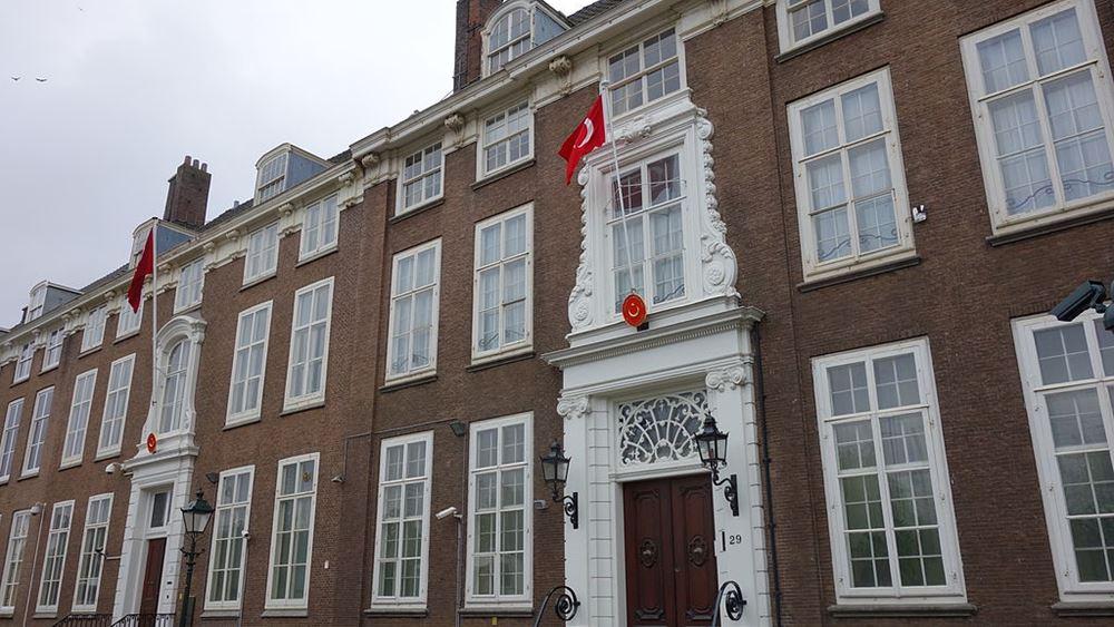 Nordic Monitor: Η τουρκική πρεσβεία στην Ολλανδία κατασκόπευε Τούρκους επικριτές του Ερντογάν