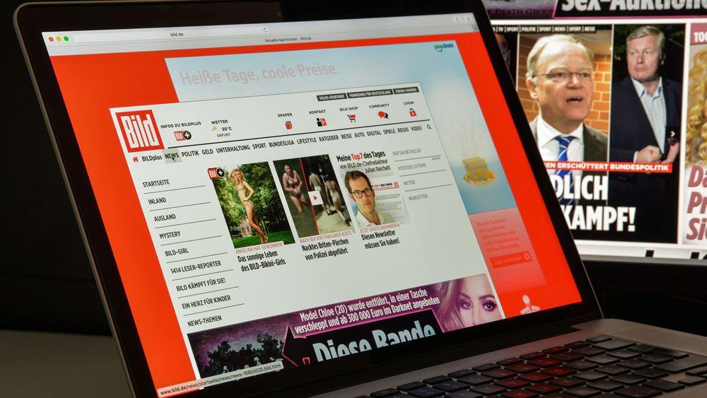 O όμιλος Axel Springer με τις Bild και Die Welt θα αγοράσει και το Politico