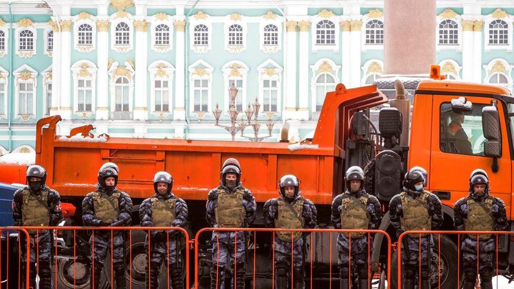 ρωσία-διαδηλώσεις-Ναβάλνι