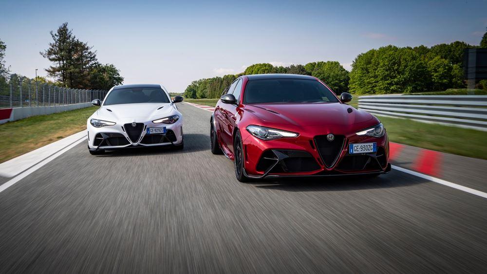 Alfa Romeo Giulia GTA: Ο θρύλος επιστρέφει